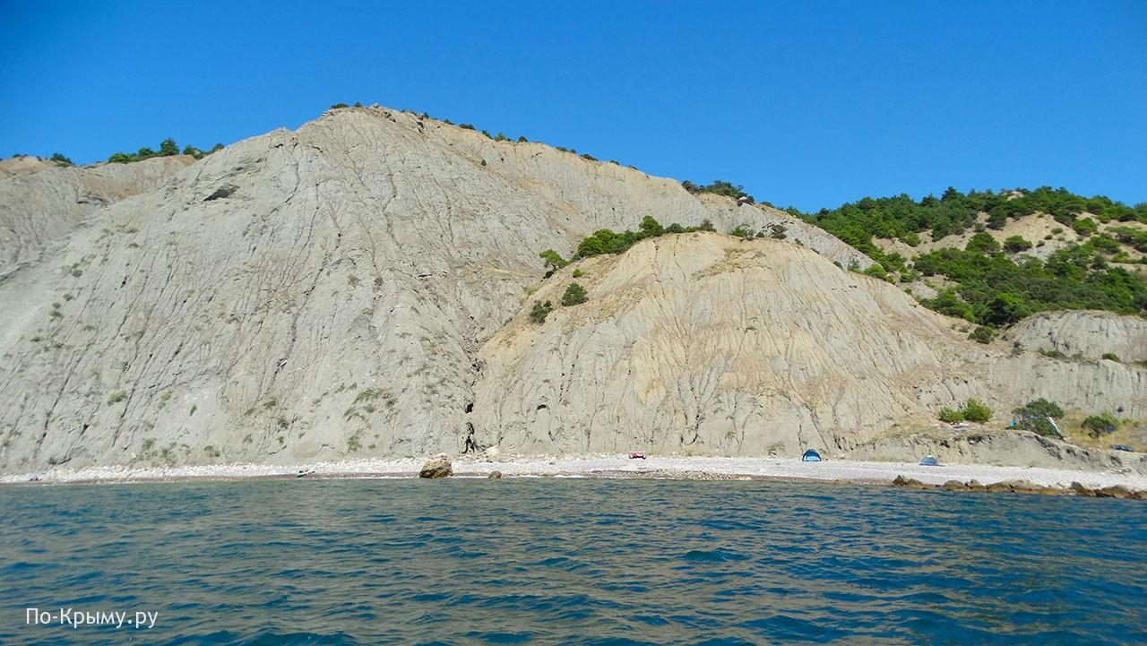 Пляж Голый Балаклава Севастополь