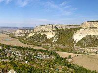 Бельбекский каньон - природная достопримечательность Горного Крыма