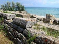 Античные городища