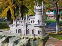 Миниатюрные достопримечательности Крыма