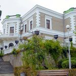 Усадьба Кузнецова в Форосе