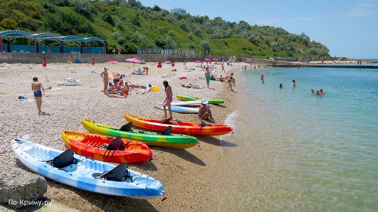 Севастопольские пляжи