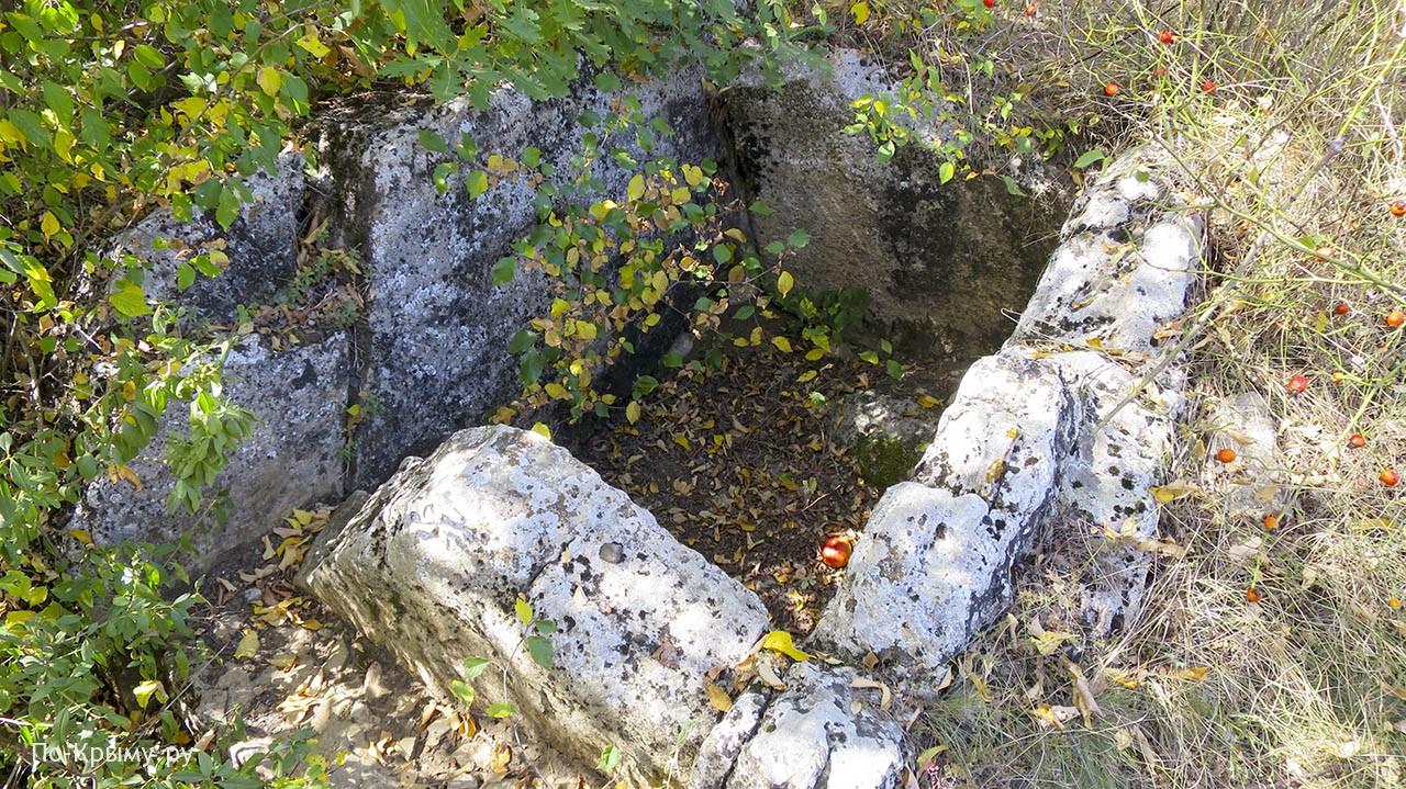 Каменная деревня – Таш-Кой