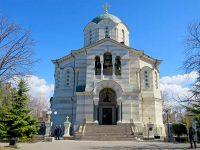 Величественный Владимирский собор в Севастополе - символ доблести и стойкости защитников города