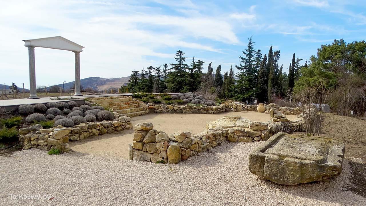 Парк Золотой Балки