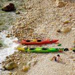Закрытый пляж СТ «Голубой залив» и «Море» на Фиоленте