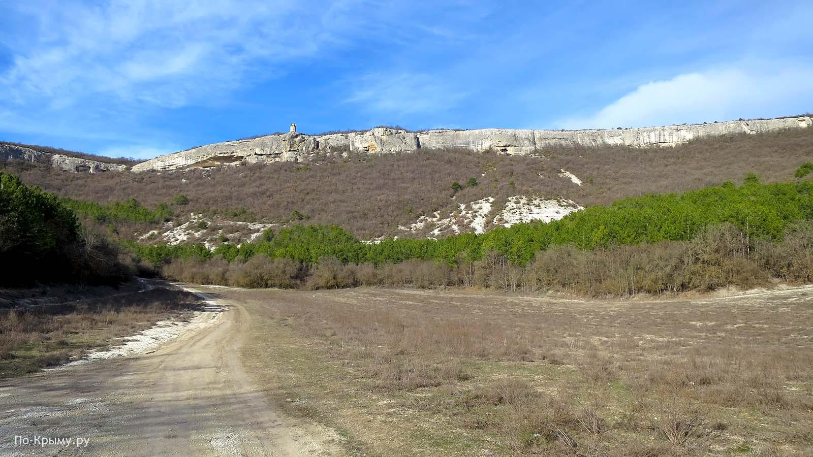 Как добираться в Шулданский монастырь в Терновке