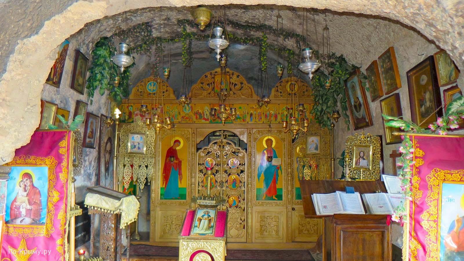 Пещерный храм в Шулдане