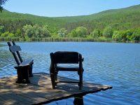 Торопова дача лучшее место для рыбалки и семейного отдыха на природе