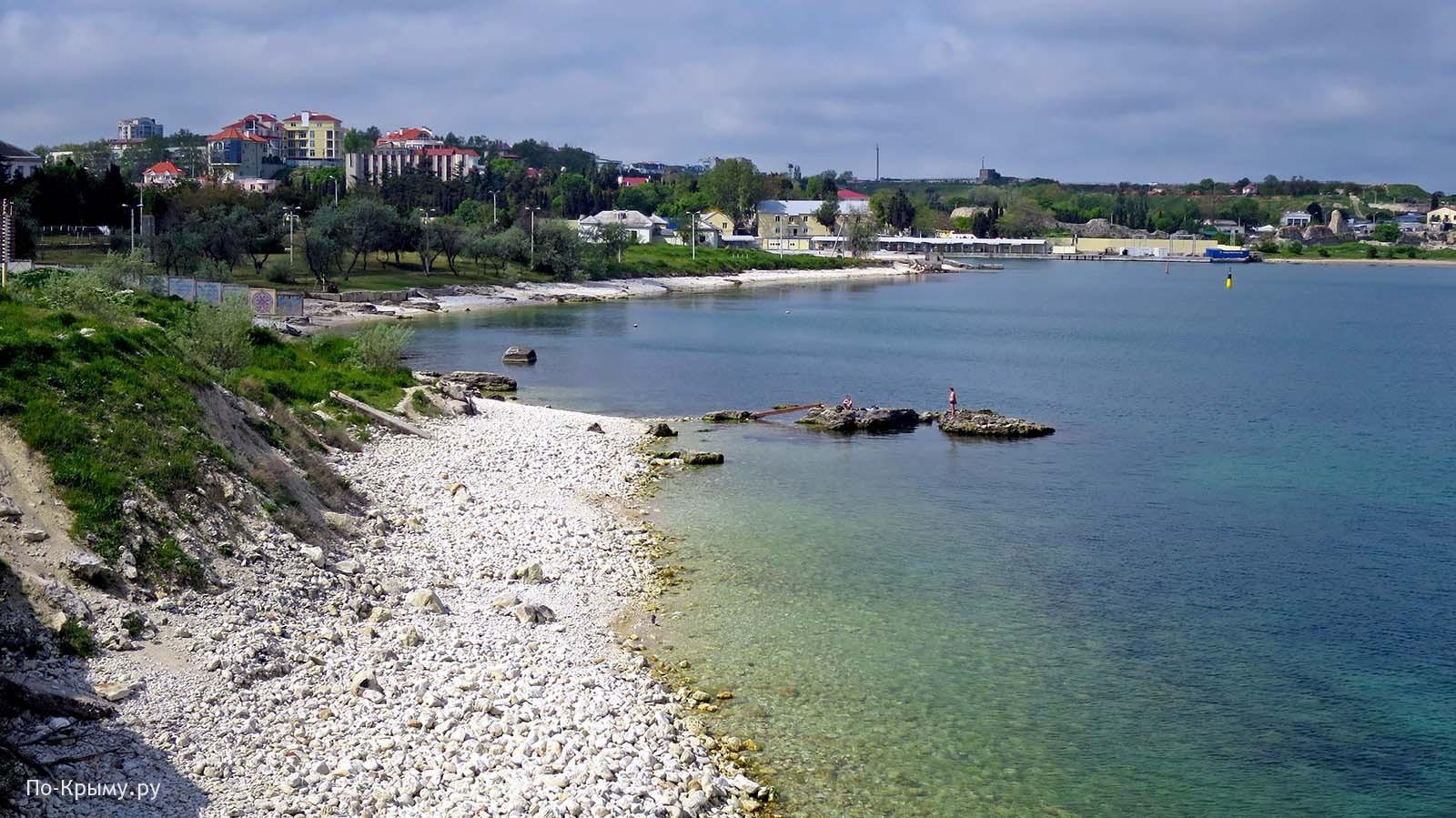 Севастополь, Карантинная бухта