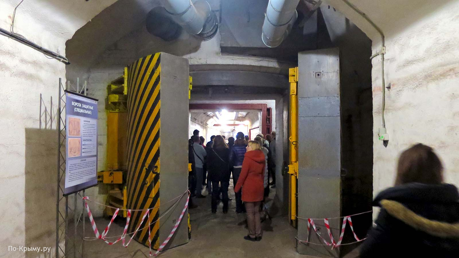 История балаклавского подземного музейного комплекса