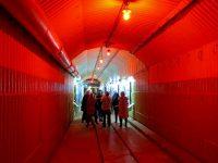 Один их тоннелей секретной базы в Балаклаве