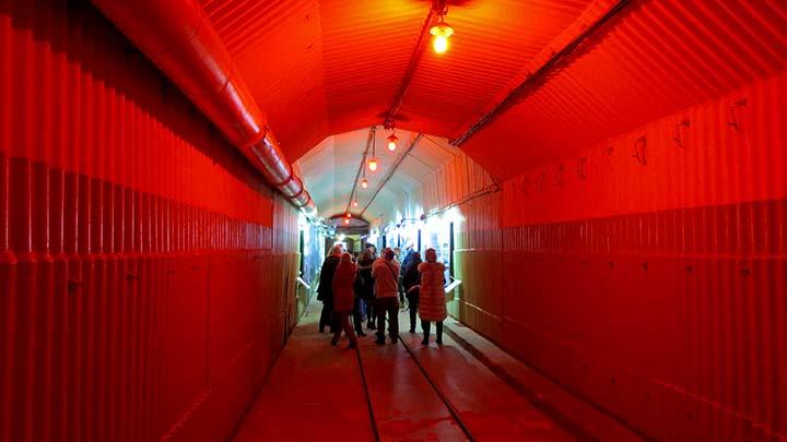 Секретная база подлодок в Балаклаве — музей холодной войны