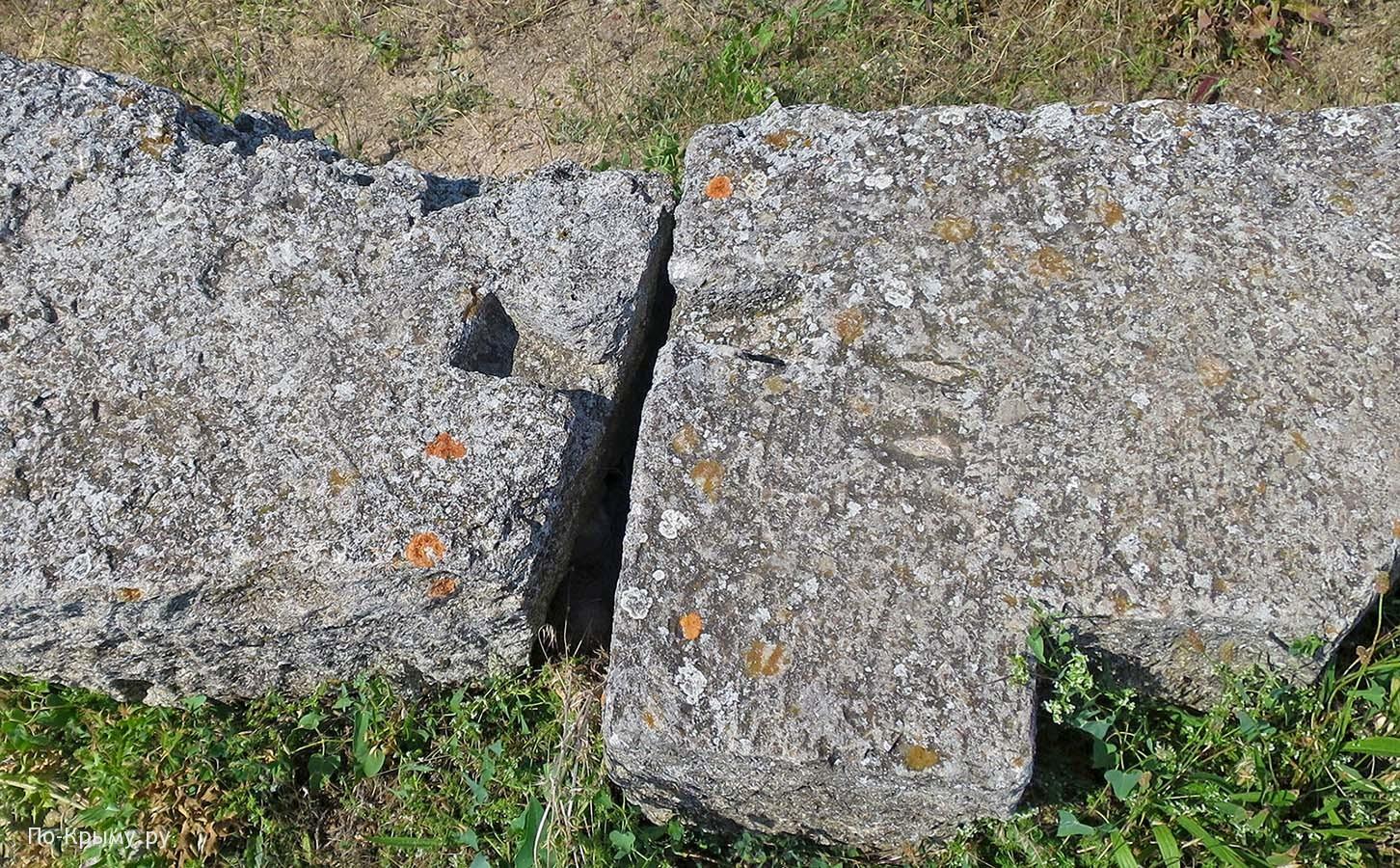 Античное городище Беляус, Знаменское