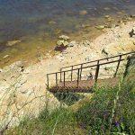 Дикий пляж СТ Чайка на Радиогорке