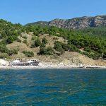 Золотой пляж под Балаклавой