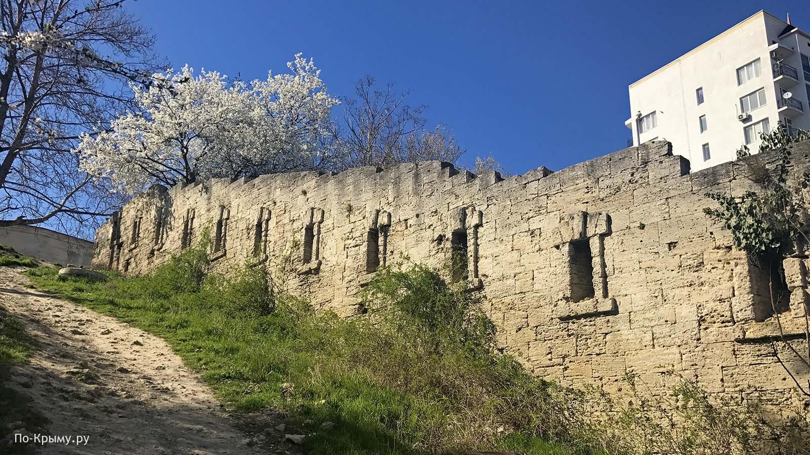 Севастополь, Крепостной пер. 7-й бастион