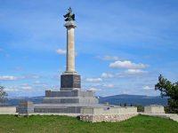 Памятник Балаклавскому сражению в Крыму