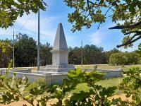 Памятник Инкерманскому сражению с Севастополе