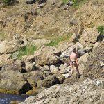 Пляж Кабельный в Урочище Инжир