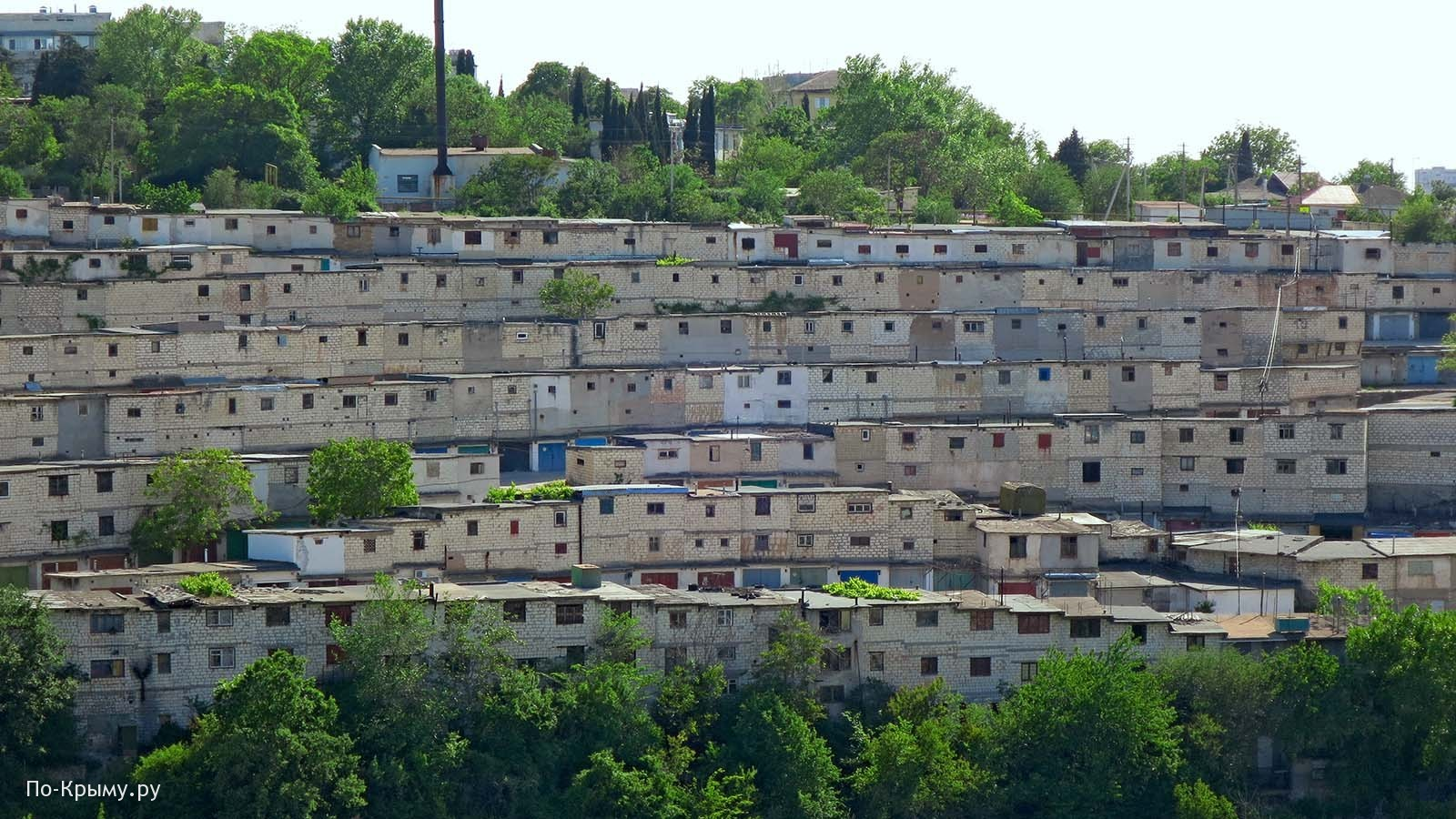 Гаражи, Севастополь
