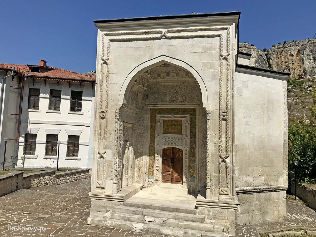Дюрбе Хаджи Герая в Бахчисарае