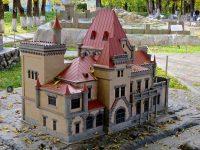Дворец княгини Гагариной на мысе Плака под Алуштой