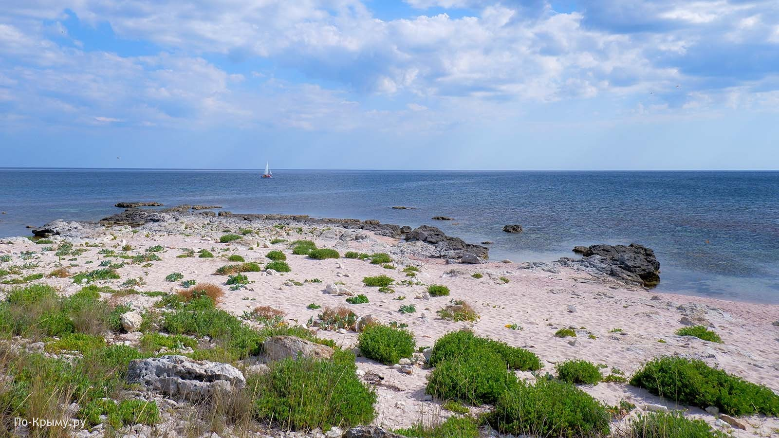 Западный Крым, тарханкутские достопримечательности