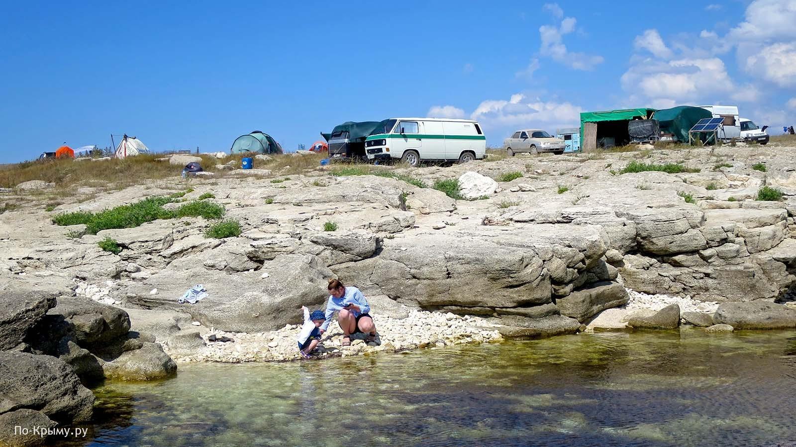 Лето на Западе Крыма