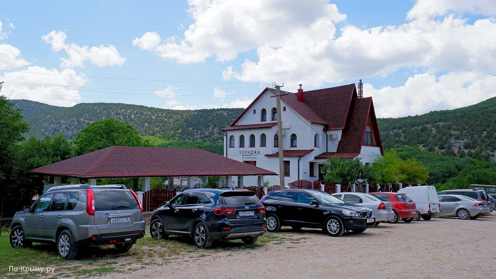 Гостевой дом Узунджа, Севастополь