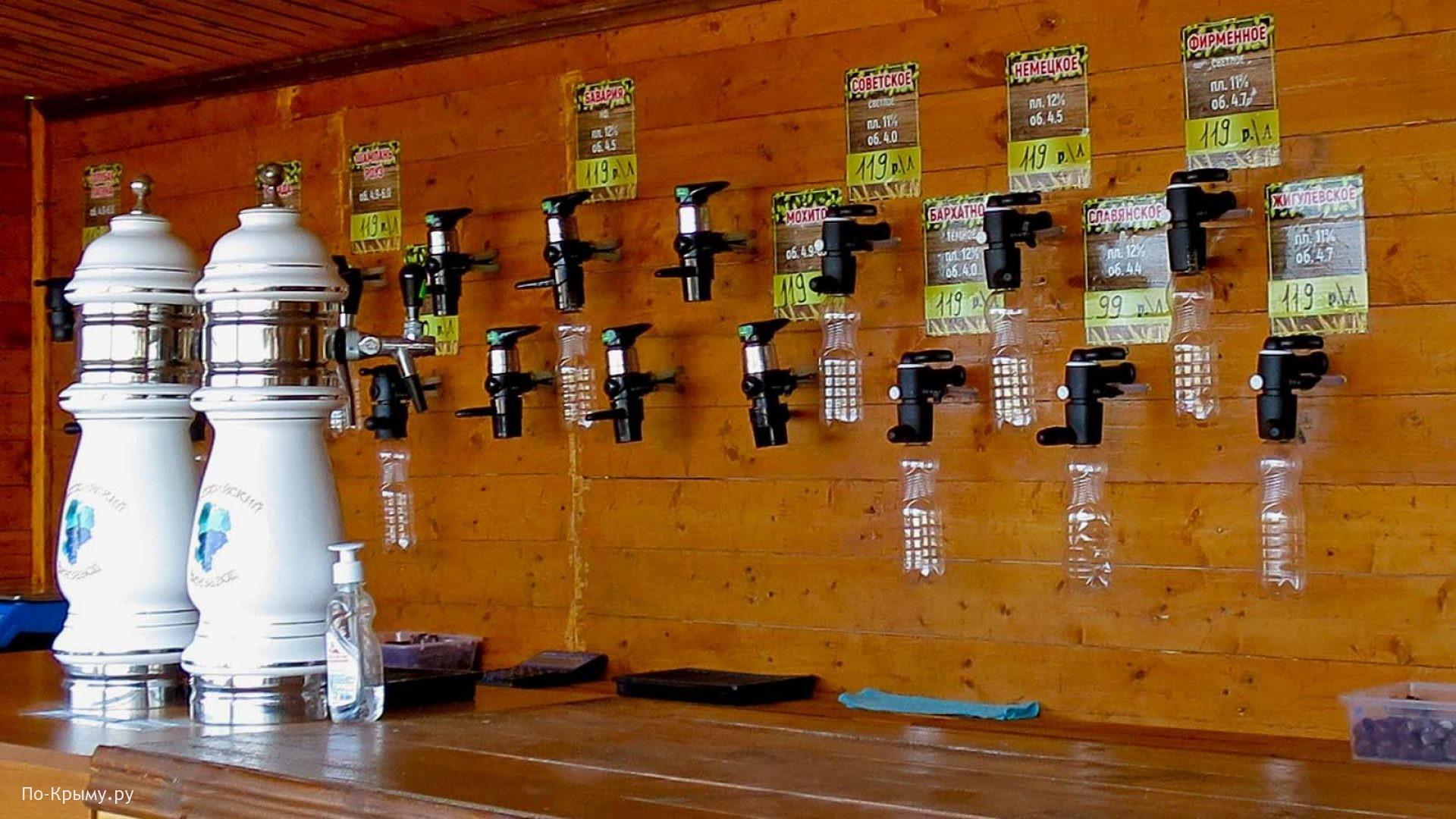 Сколько стоит пиво в кырму