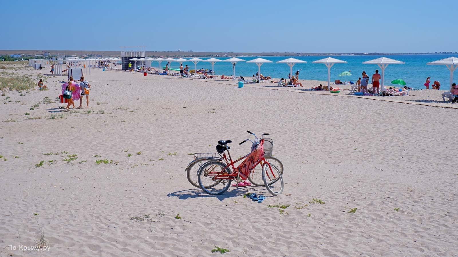 Черноморский берег западного Крыма