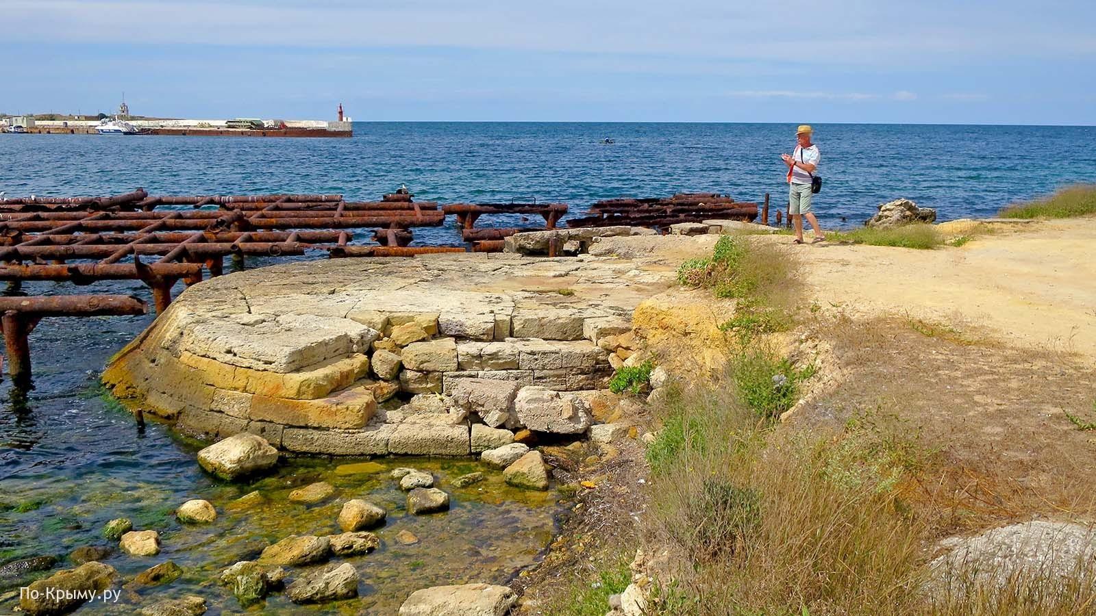 Суворовский редут в Черноморском