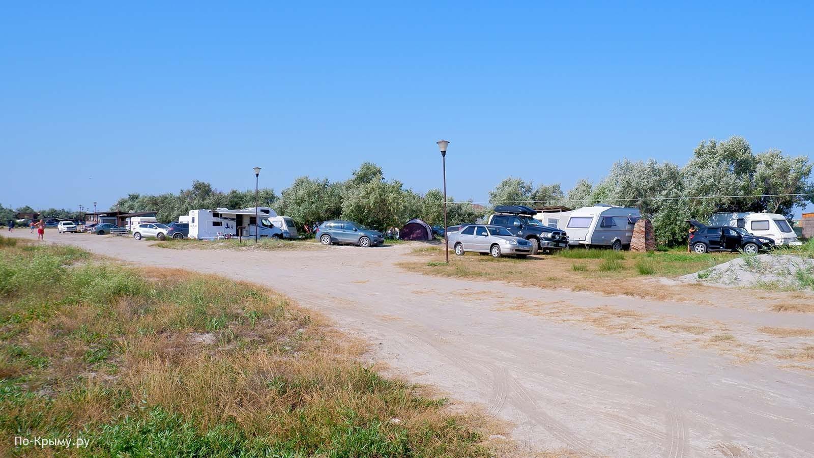 Оленевка, недорогой отдых в Крыму, песчаный пляж