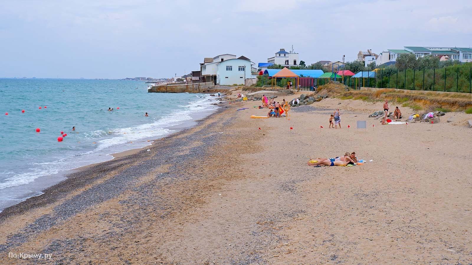 Пляж Арт-Квест №СА-01, Саки