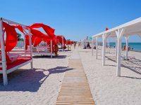 Лучшие песчаные пляжи Западного Крыма