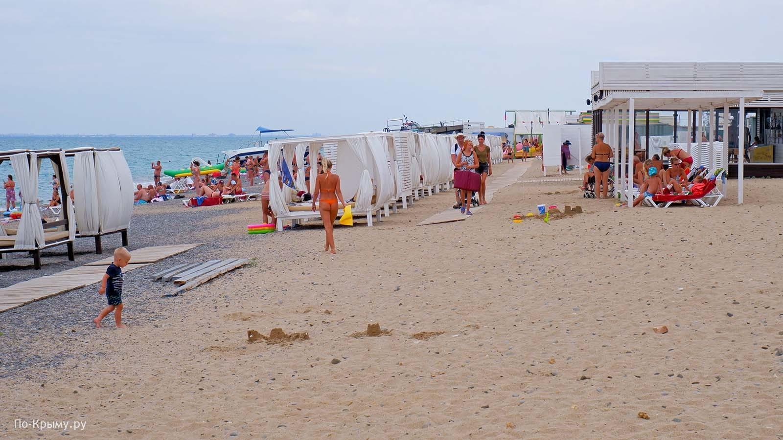 Лучшие сакские пляжи