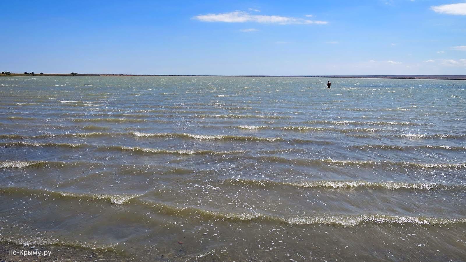Озеро Джарылгач