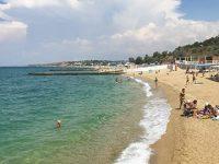 Пляжи Северной стороны Севастополя