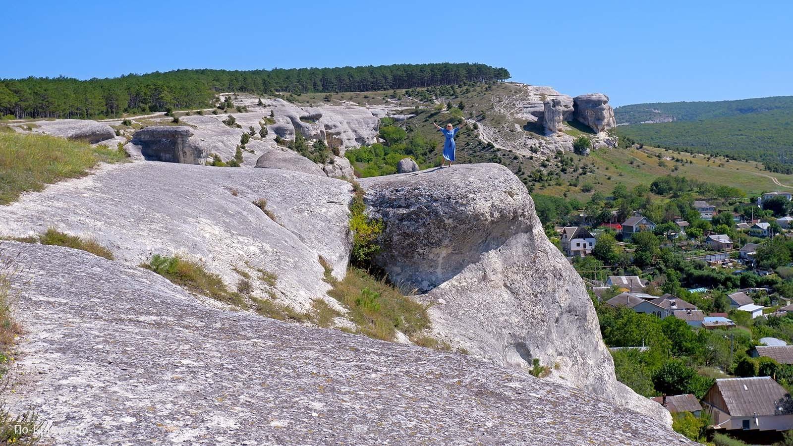 Сфинксы Чурук-Су, Бахчисарай, Крым