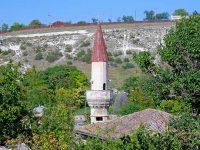 Старый город Бахчисарая