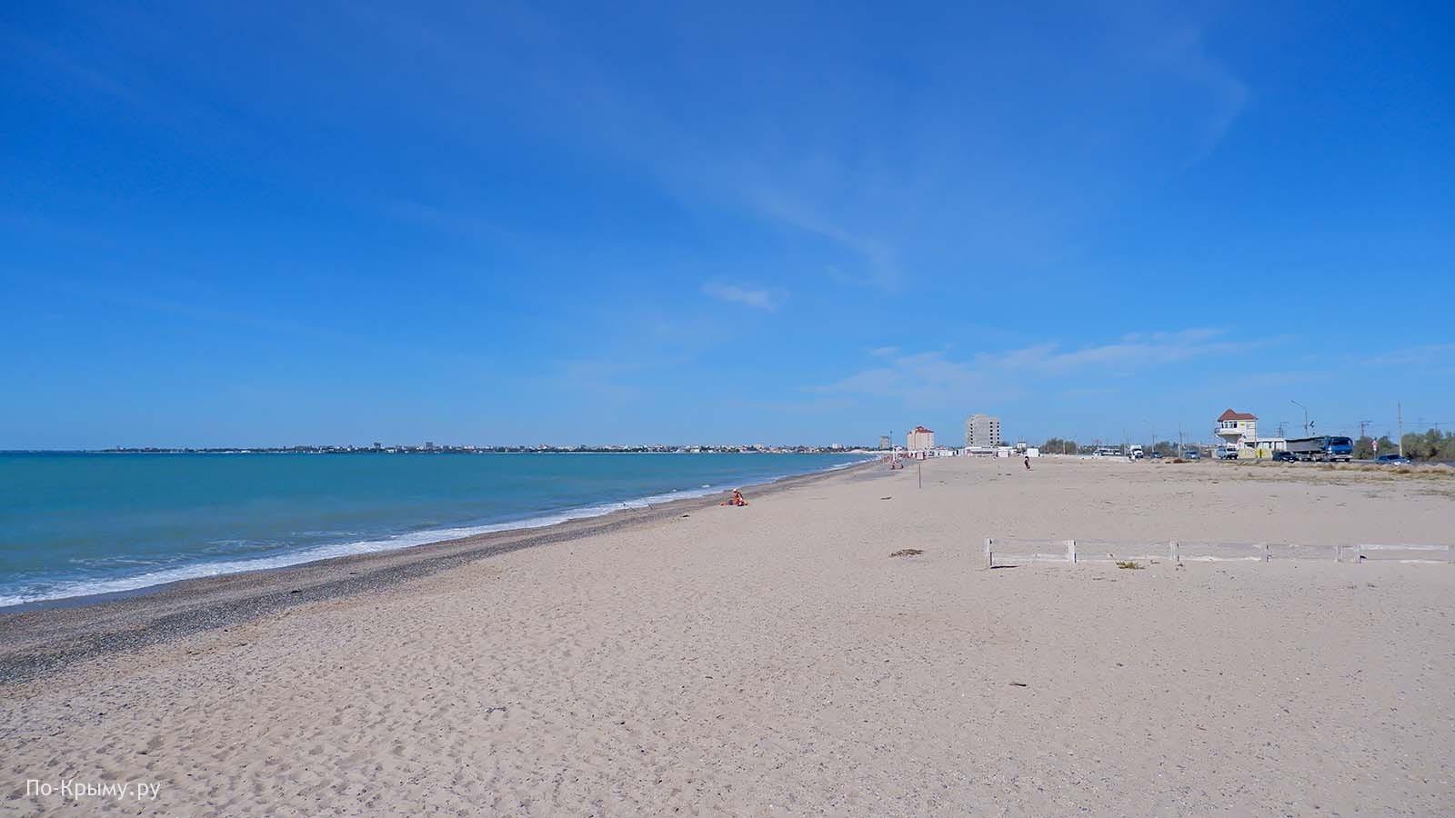 Пляж в аренде ИП Хулапа