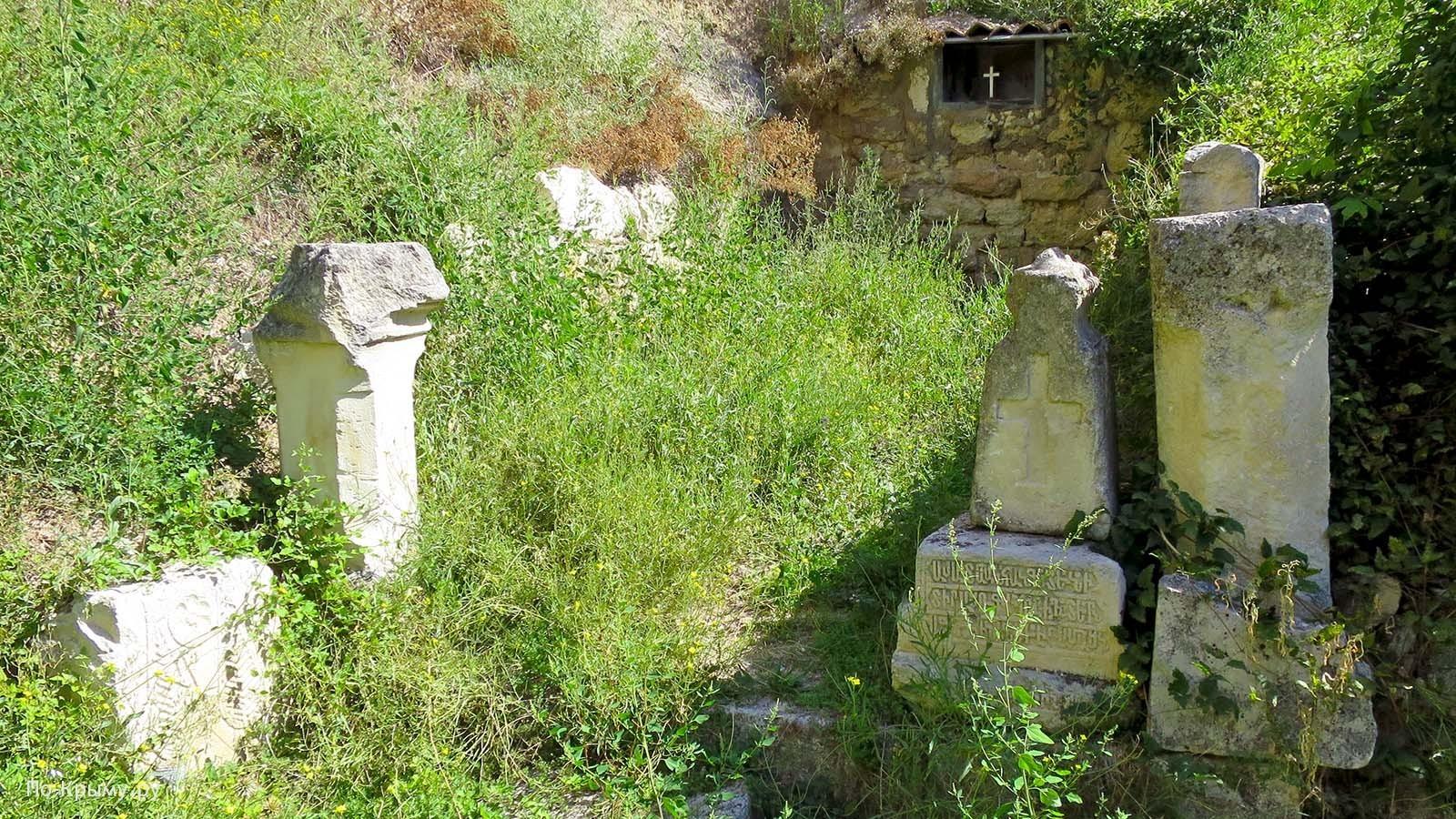 Монастырь Григория Просветителя в Бахчисарае