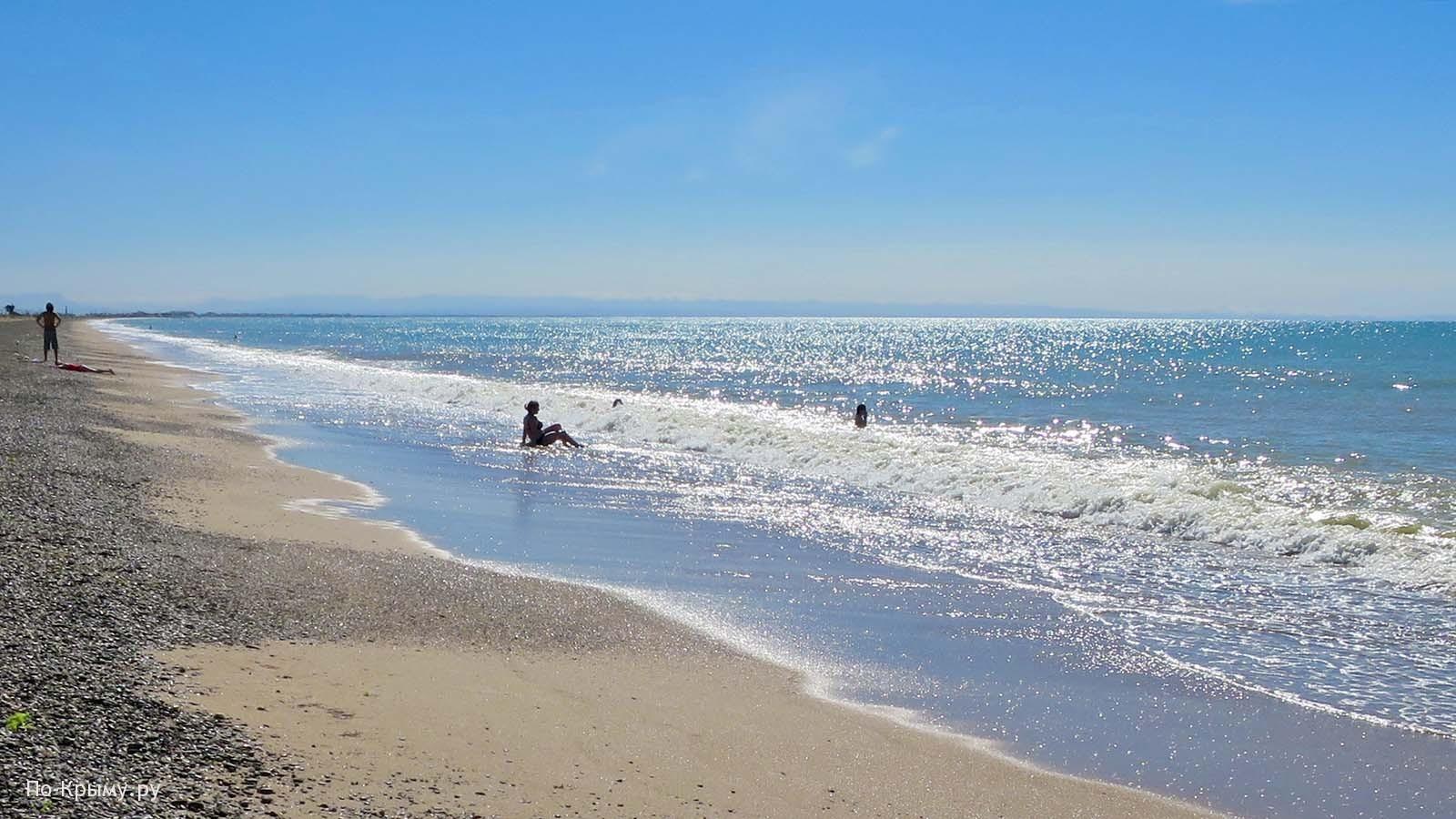 Глэмпинг-пляж Виктория в Евпатории