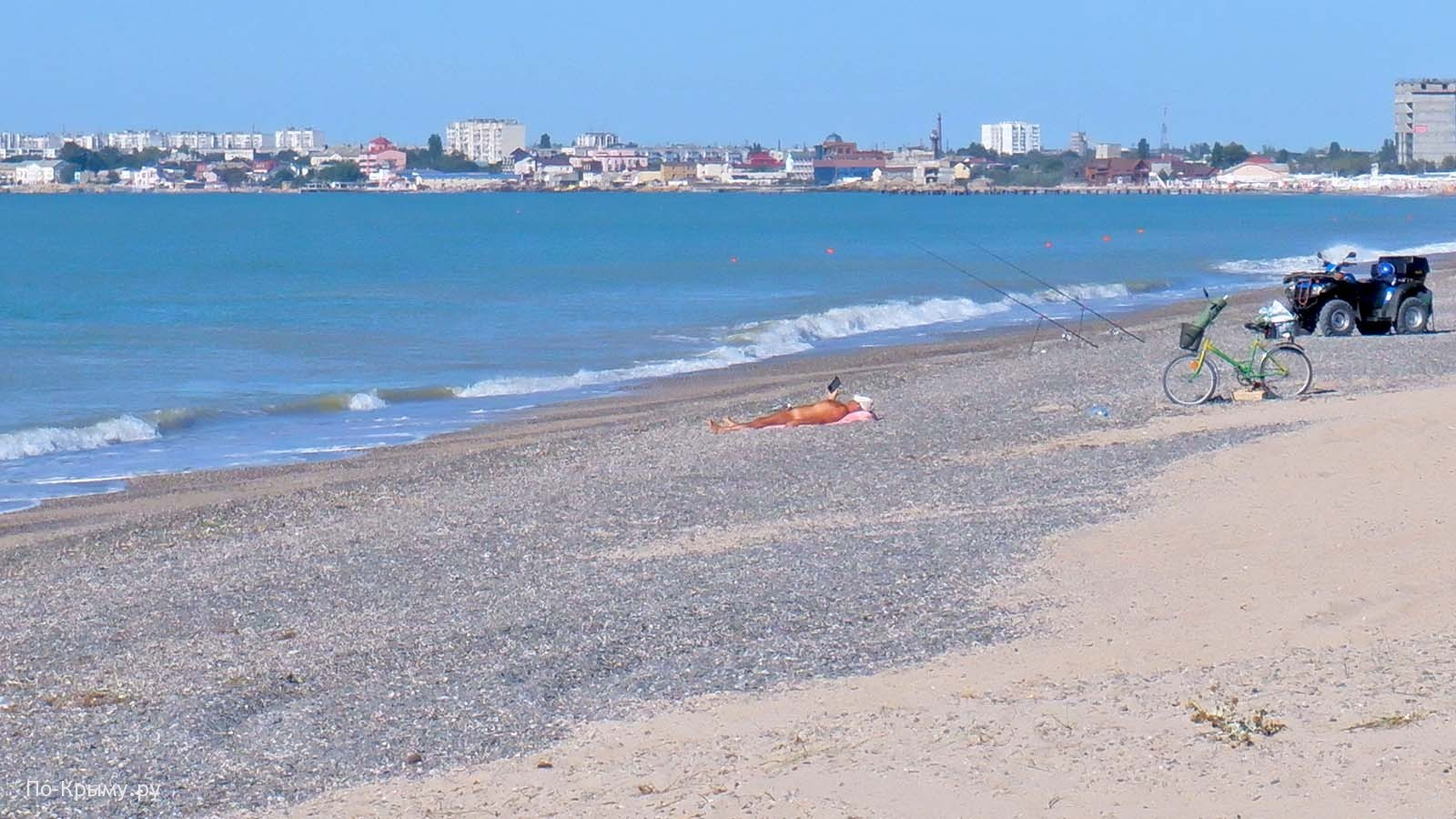 Черноморское побережье Крыма