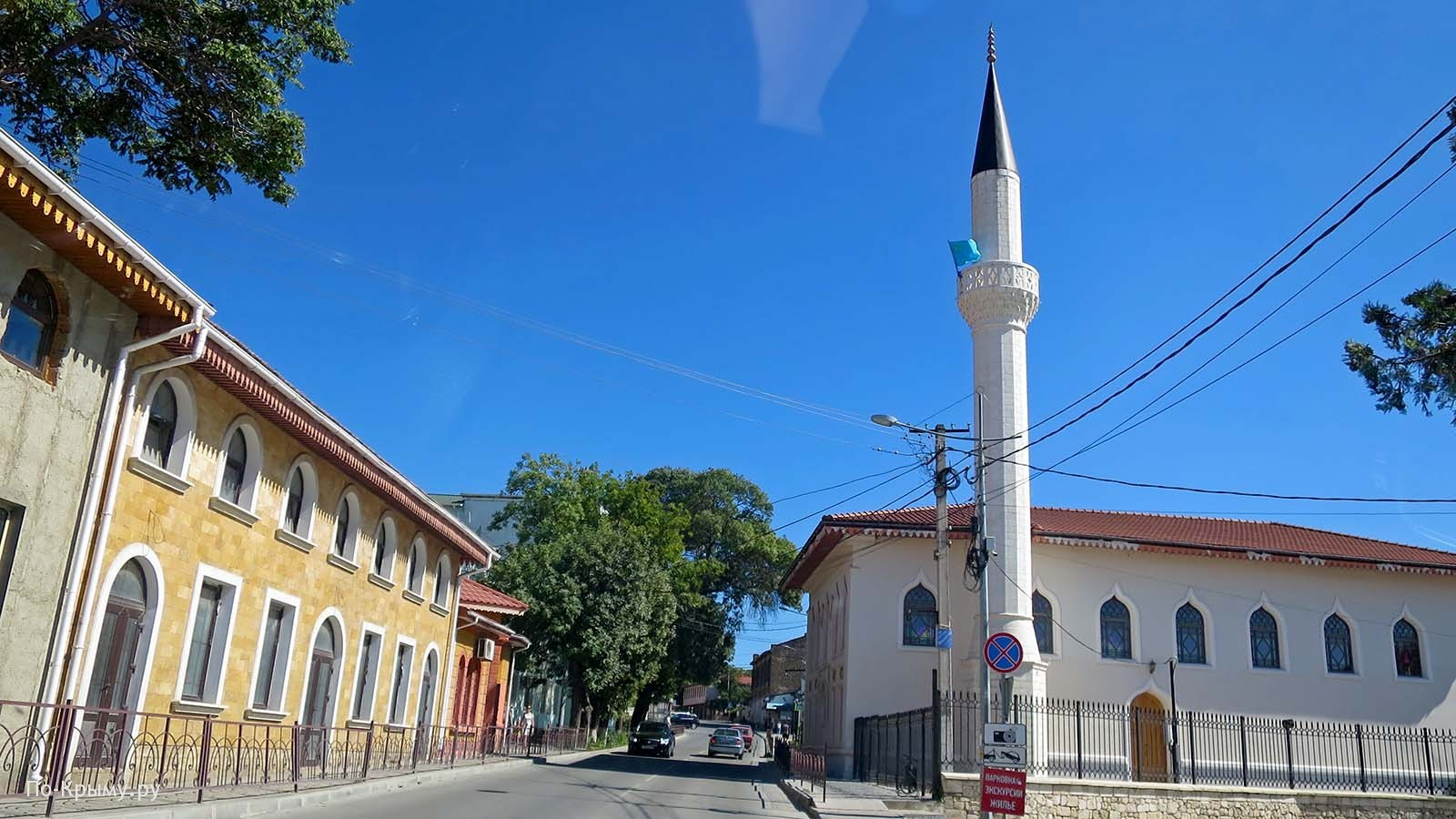 Мечеть Орта-Джами