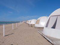 Песчаный пляж Евпатория
