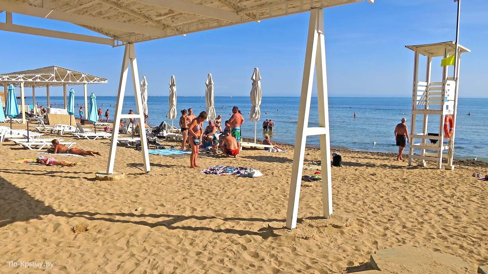 Городской пляж у набережной Горького № ЕВ-022
