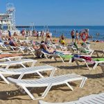 Пляж Орен-Крым в Евпатории