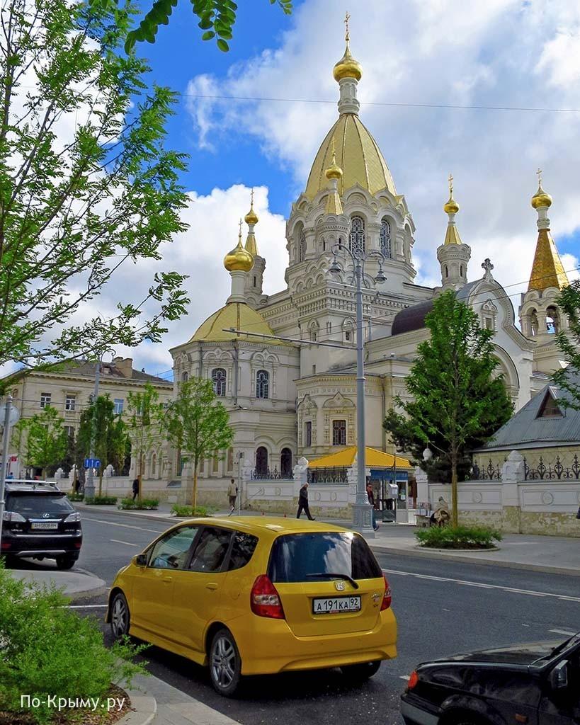 Покровский собор Севастополя